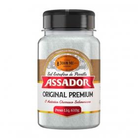 Sal de Parrilla Assador - Premium - Original (610g)