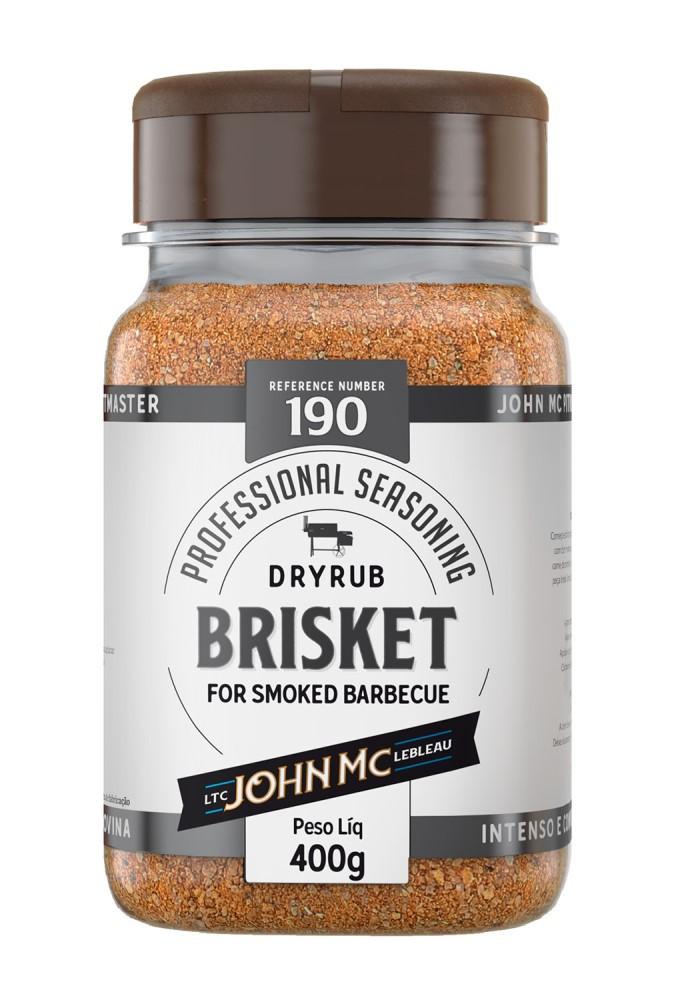Kit Professional BBQ: DryRub Brisket + DryRub Pork + NY Steak + Dryrub Birds + Jambalaya