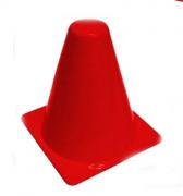 Cone agilidade 15cm vermelho academia oneal