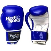 Luva de boxe red nose azul