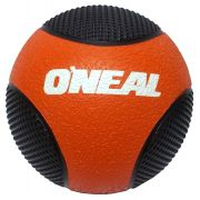 Medicine ball 4kg borracha laranja unisex yoga oneal