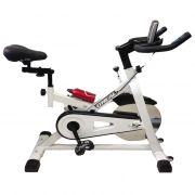 Bicicleta ergometrica spinning branca 120kg oneal tp1200