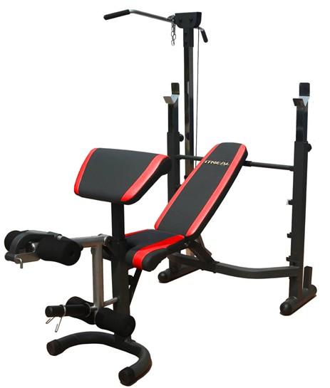 Banco supino estação de musculação ginastica oneal bf764