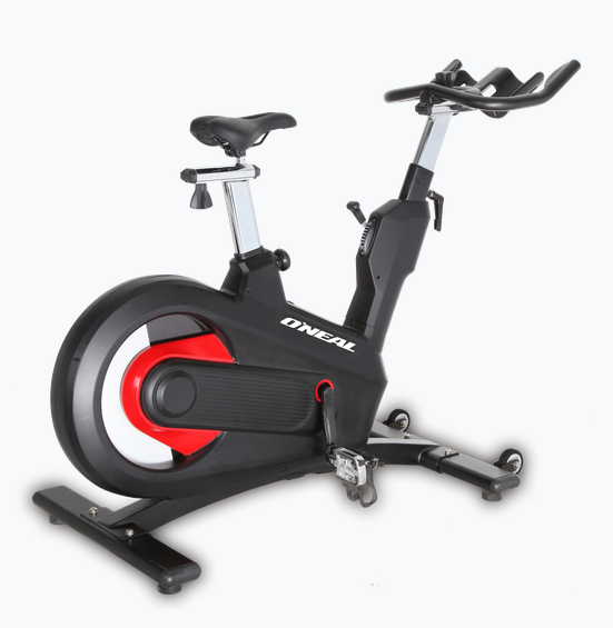 Bicicleta ergometrica spinning profissional 150kg oneal BF900