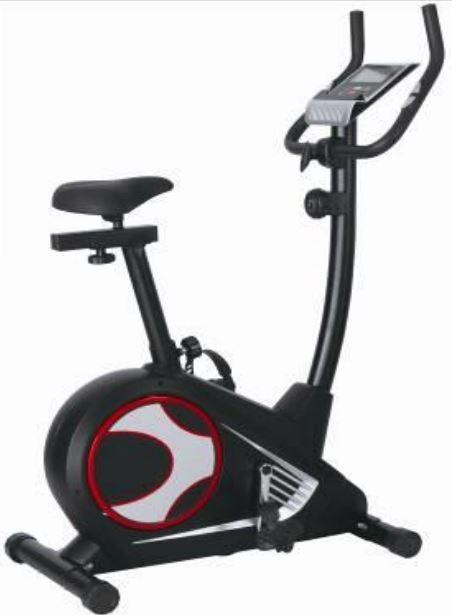 Bicicleta ergometrica vertical preta 100kg oneal tp938