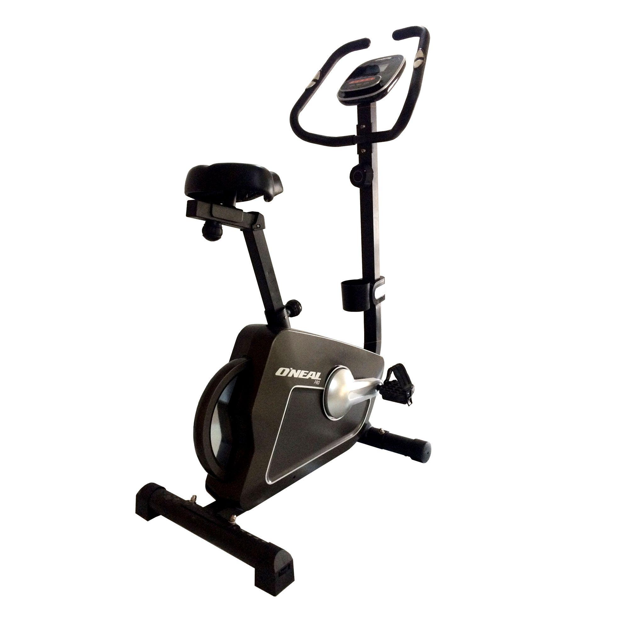 Bicicleta ergometrica vertical semi-profissional 130kg tp710 oneal