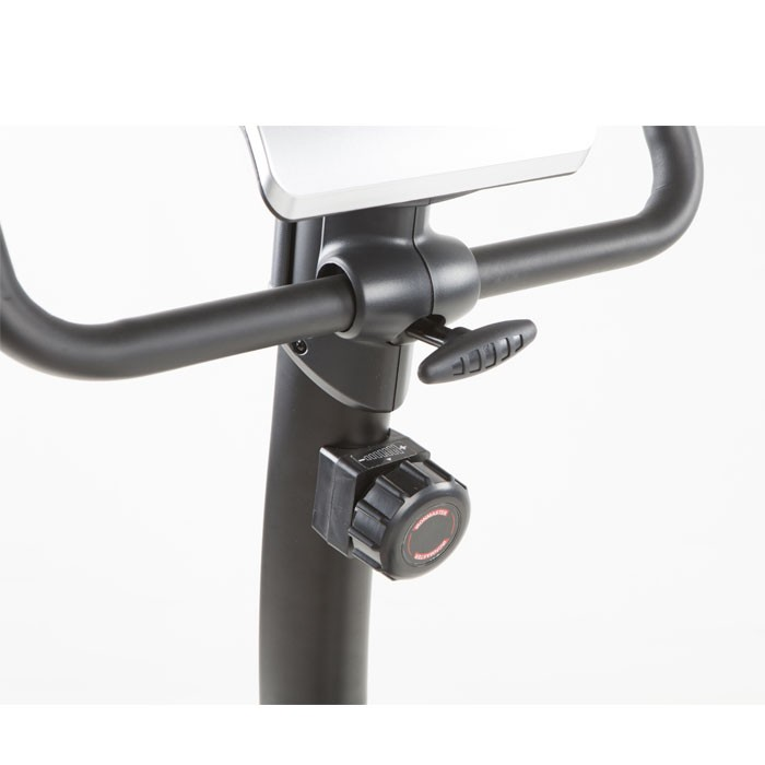 Bicicleta ergometrica vertical preta 130kg oneal tp1501