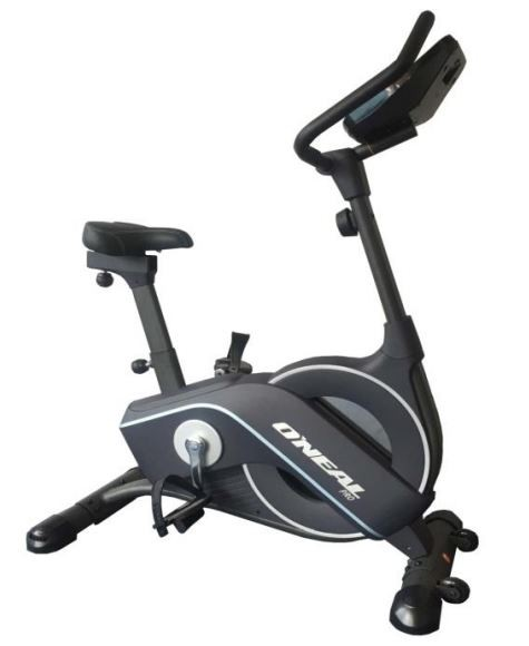 Bicicleta ergometrica vertical preta 130kg oneal tp750