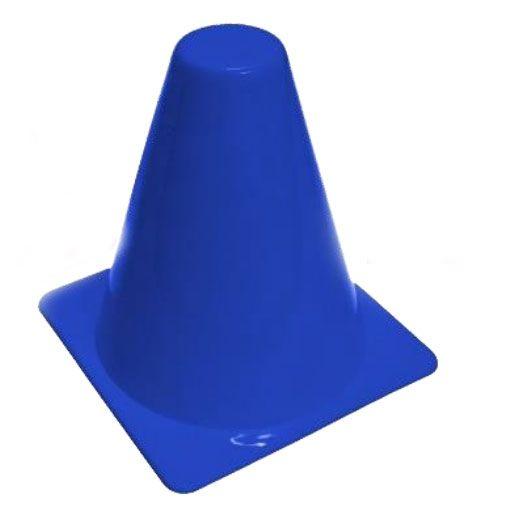 Cone agilidade 15cm azul academia oneal