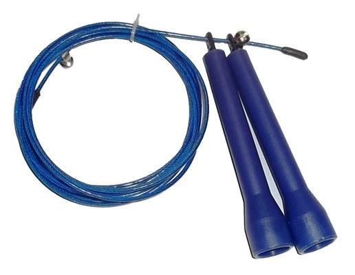Corda de pular crossfit azul speed rope oneal