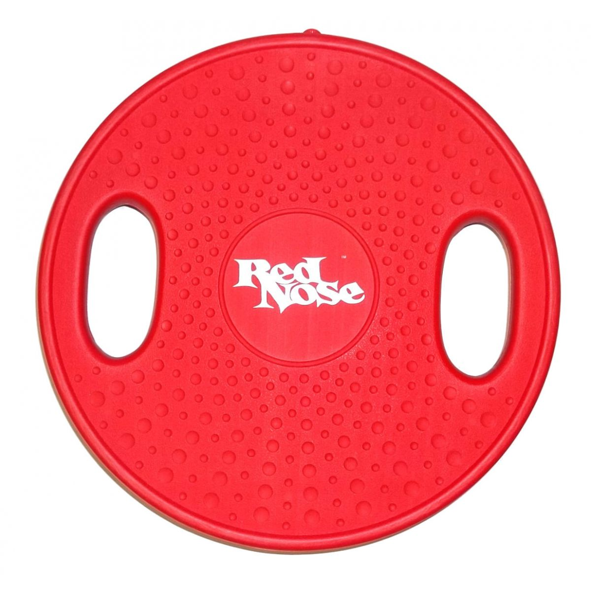 Disco de equilibrio prancha pegada vermelha red nose