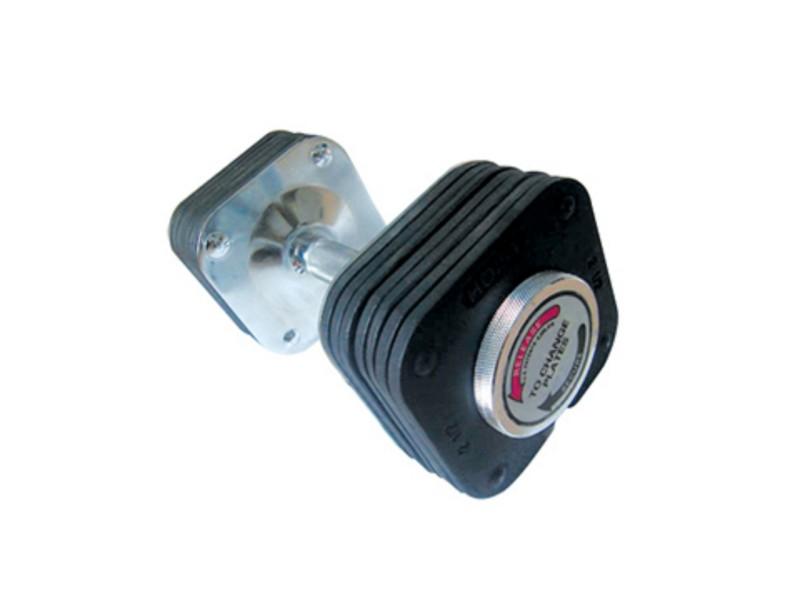 Halter regulavel 40kg aço dumbell oneal