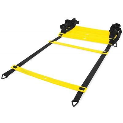 Escada de agilidade nylon pvc academia amarelo oneal