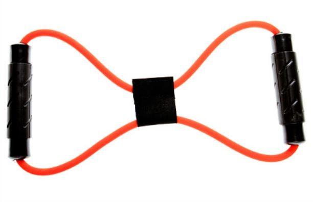 Extensor X elastico 2 manoplas fg fitness