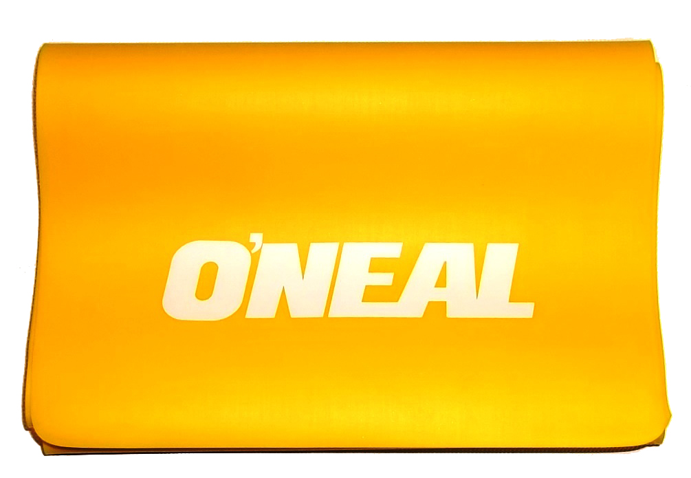Faixa elastica latex profissional 0,5mm yoga pilates oneal