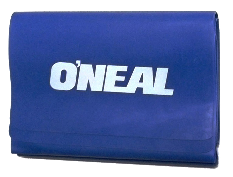 Faixa elástica latex profissional 0,65mm azul oneal