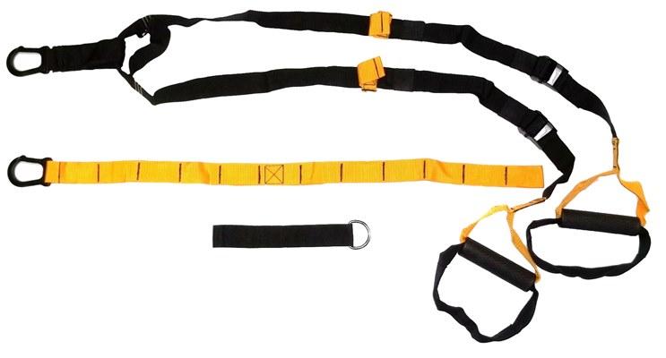 Fita suspensao funcional alca porta amarelo oneal