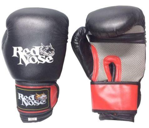 Luva de boxe red nose preta