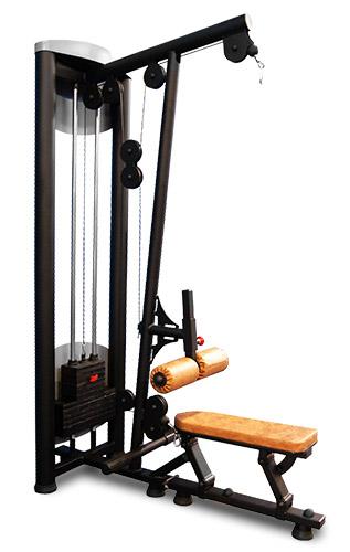 Estação musculação puxador pulley ucf pro