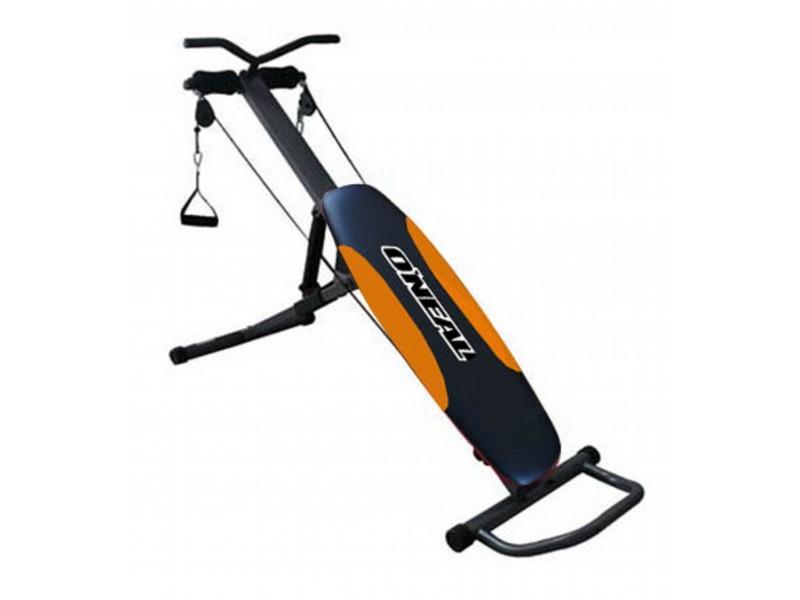 Estação pilates prancha musculação academia oneal
