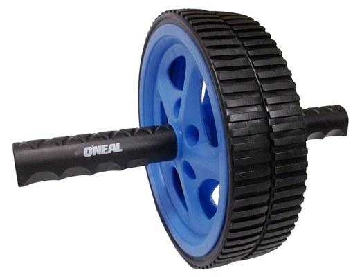 Roda abdominal lombar plastico borracha unisex azul oneal