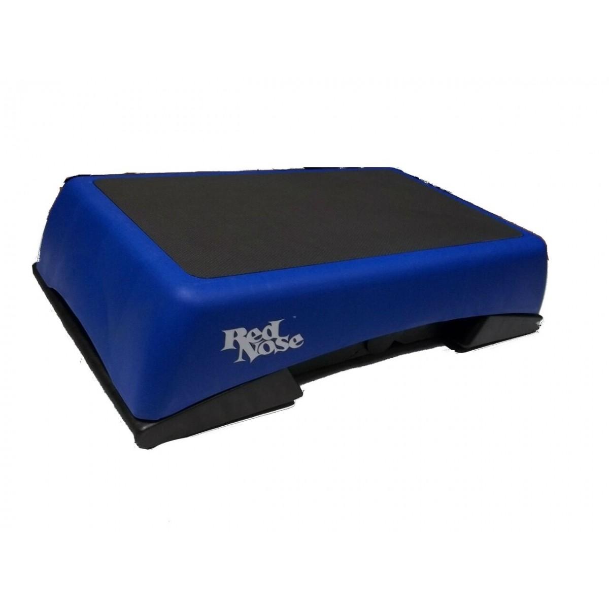 Step academia ginastica aerobico premium azul red nose