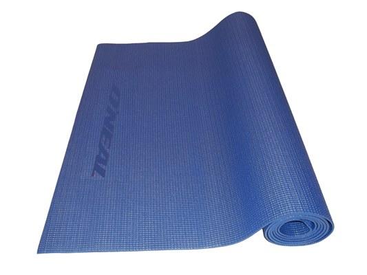 Colchonete tapete de ginástica azul oneal