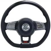 Volante Multifuncional Volkswagen Mk7 Esportivo Cubo Gol Quadrado G2 G3 G4 G5 1980 a 2013 Poliparts