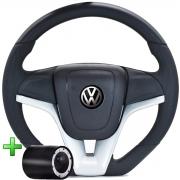 Volante Volkswagen Camaro Esportivo Cubo Atacado Poliparts