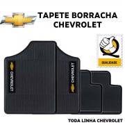 Tapete Borracha Chevrolet Corsa Celta Astra Vectra Todos Chevrolet Poliparts