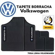 Tapete Borracha Volkswagen Gol Saveiro Golf Parati Todos Volkswagen Poliparts