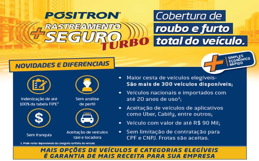 Módulo de Rastreamento Veicular e Bloqueador Positron Rt 320 GPS Para Moto, Carro, Ônibus, Trator, Caminhão e Embarcações GSM/GPRS Localizador Com Geolocolização e Resistente a Água.