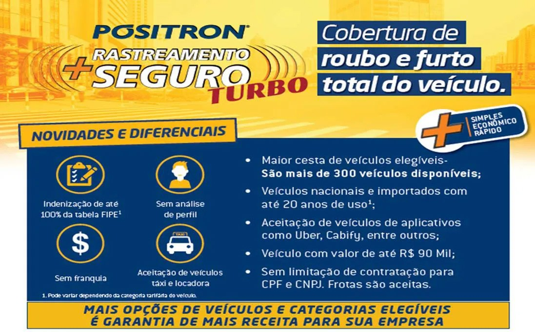 Rastreador Gps Positron Automotivo por Satélite Tempo Real Universal Poliparts