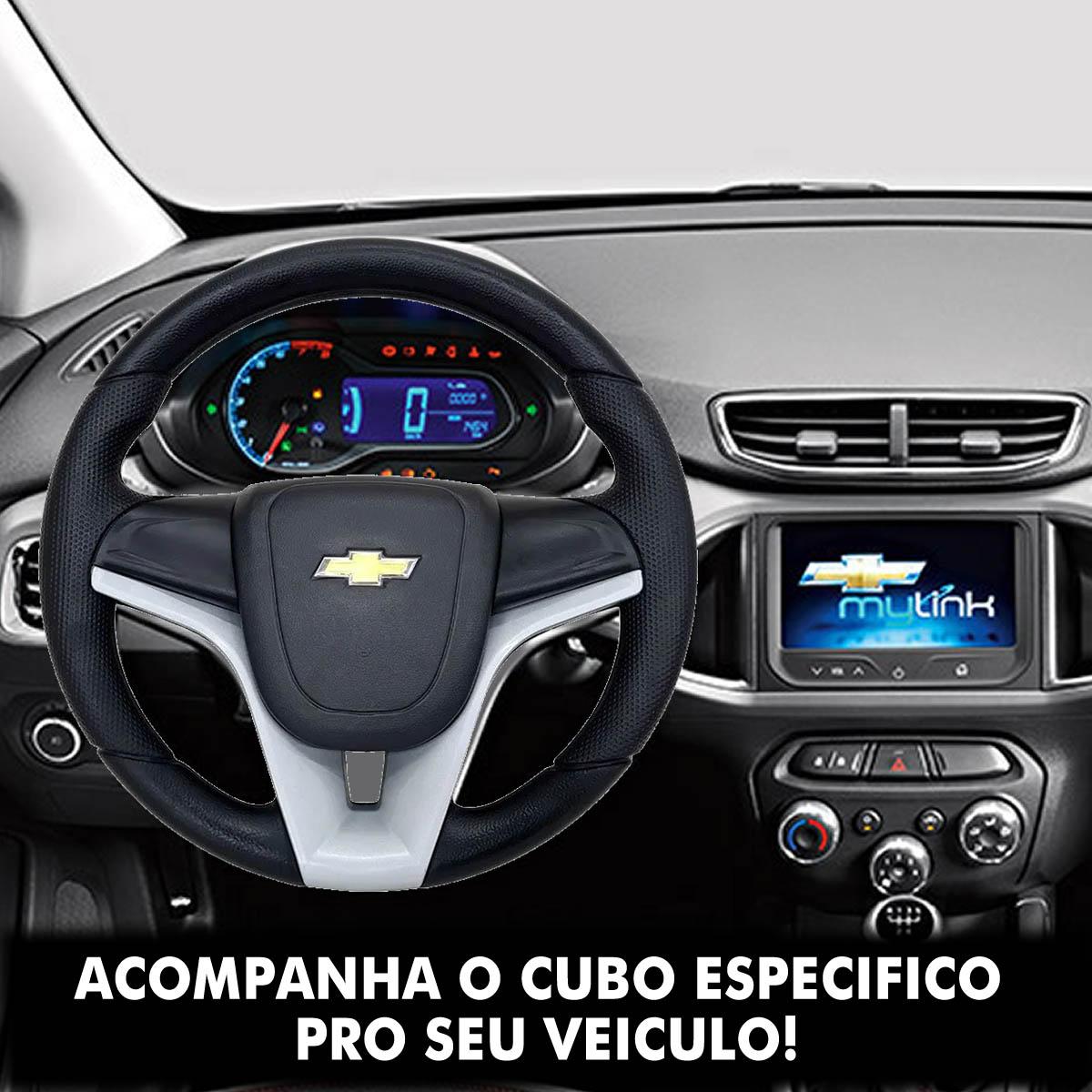 Volante Chevrolet Camaro Esportivo Cubo Atacado Poliparts