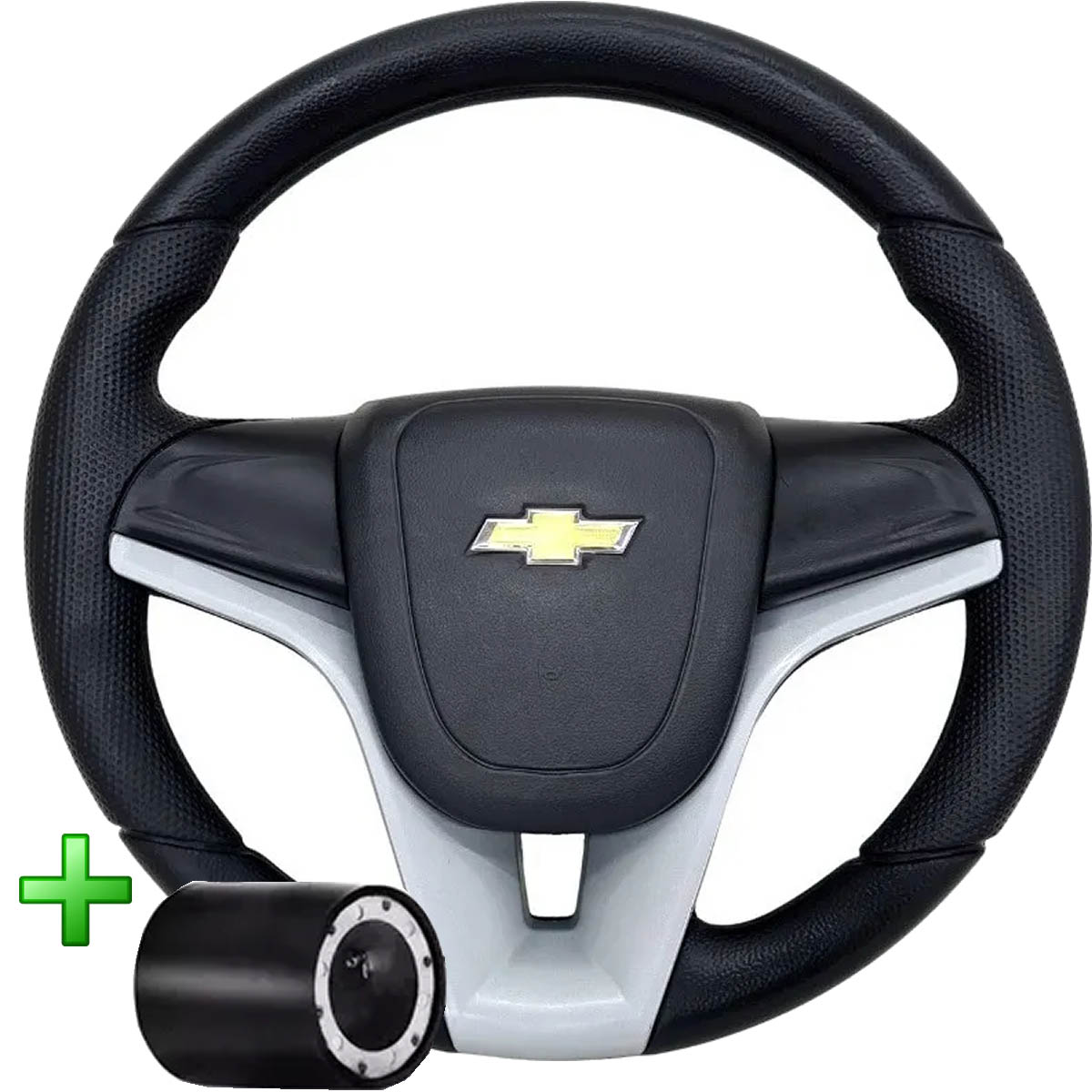 Volante Chevrolet Camaro Esportivo Cubo Corsa Classic Wind Premium Joy Max 1994 a 2013 Celta Poliparts