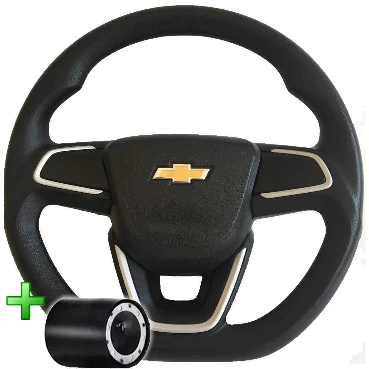 Volante Chevrolet Nova Montana Esportivo Cubo Atacado Poliparts