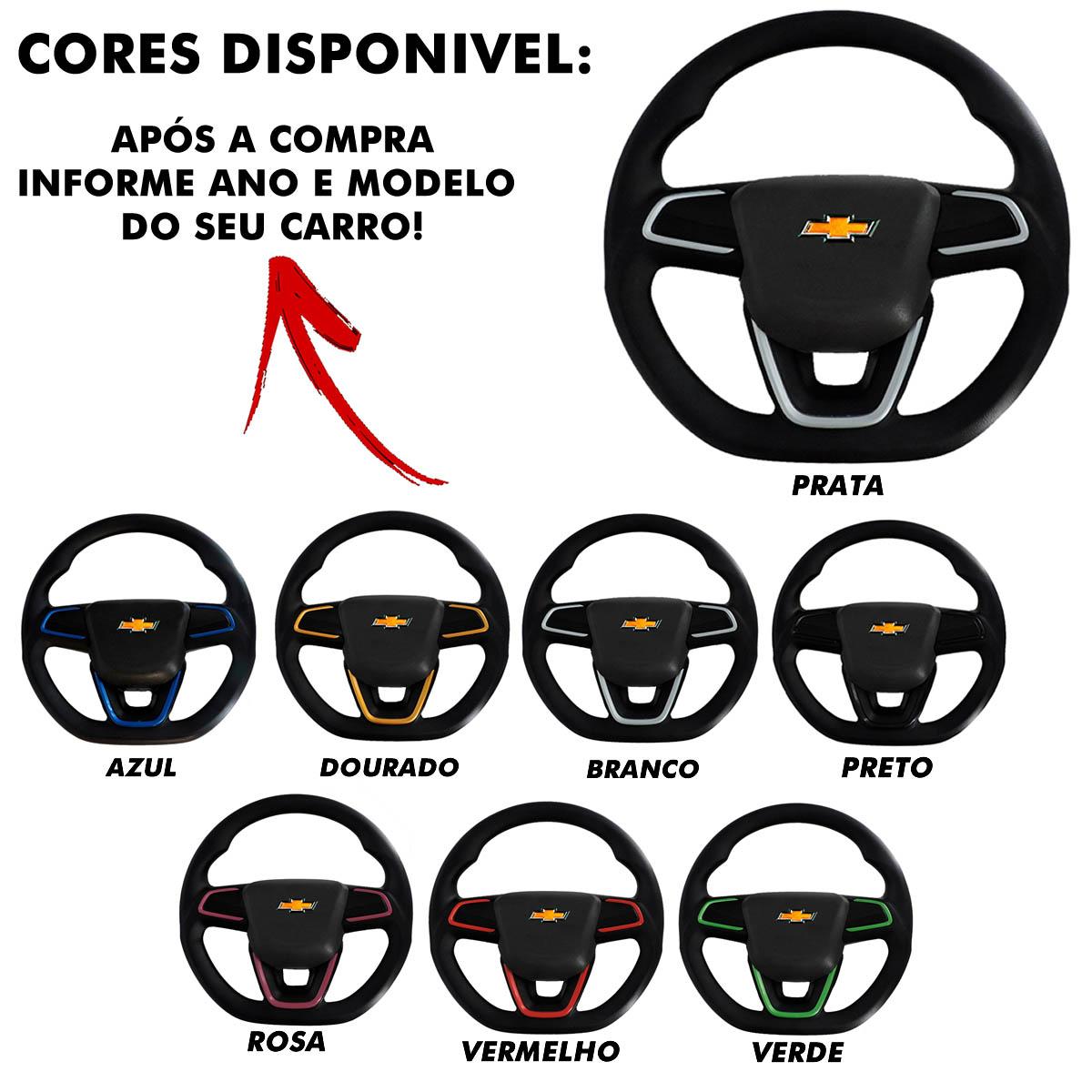 Volante Chevrolet Nova Montana Esportivo Cubo do Vectra Astra 1993 a 2011 Meriva Zafira 2000 a 2013 Poliparts
