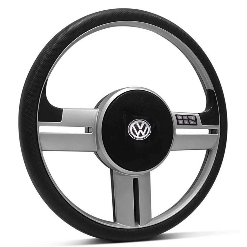Volante Com Comando Volkswagen Surf Rallye Esportivo Cubo Golf Saveiro Parati Fox Poliparts