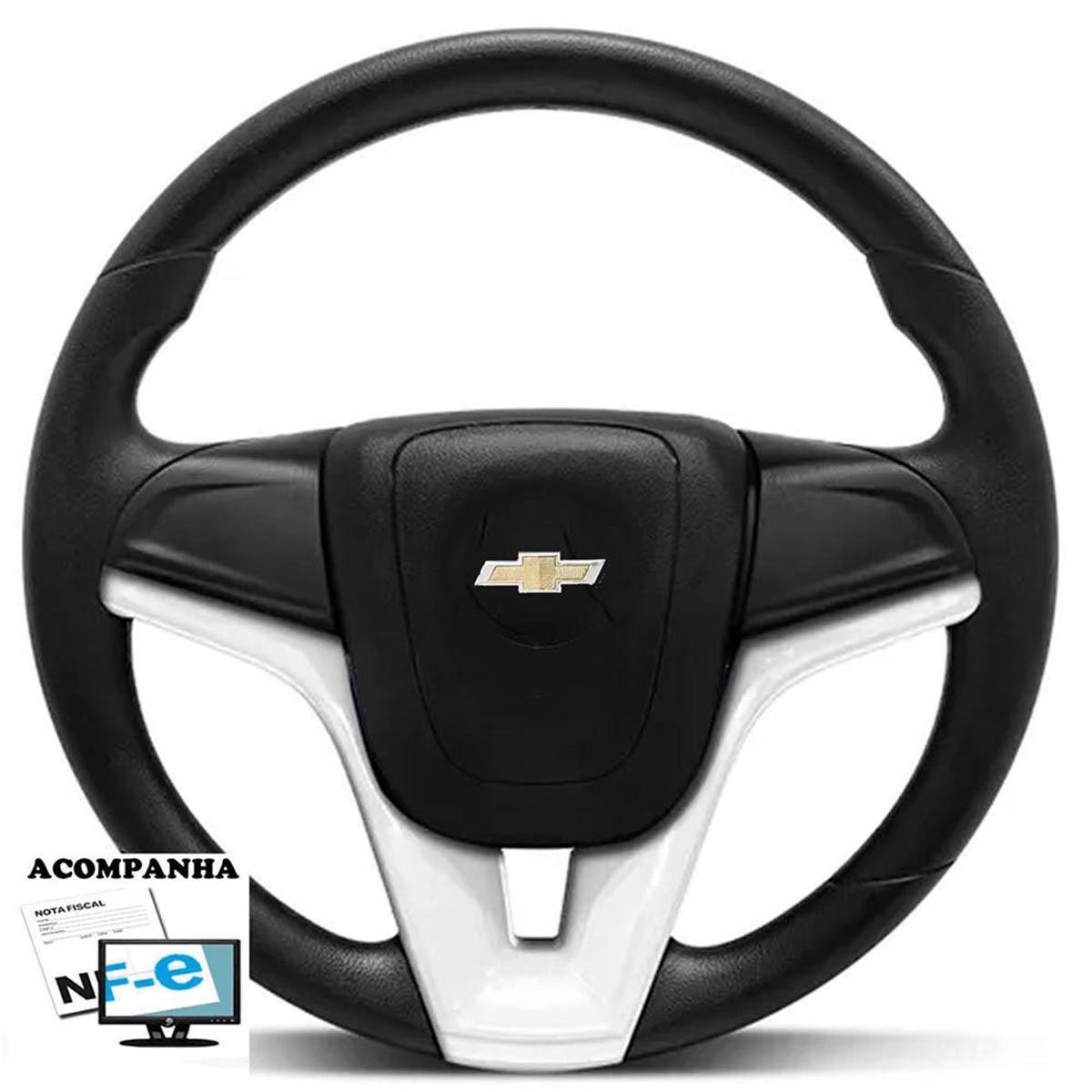 Volante Esportivo Cruze Celta 2000 até 2013 Automotivo com Cubo Chevrolet