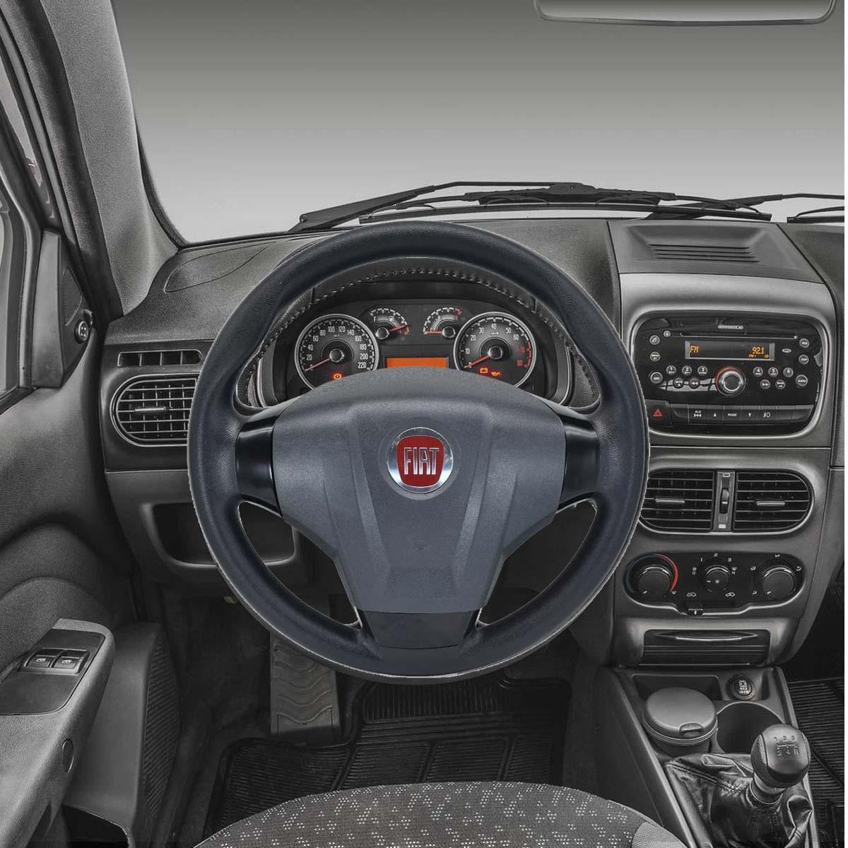Volante Fiat do Novo Idea Esportivo Cubo Fiorino Panorama 147 Poliparts