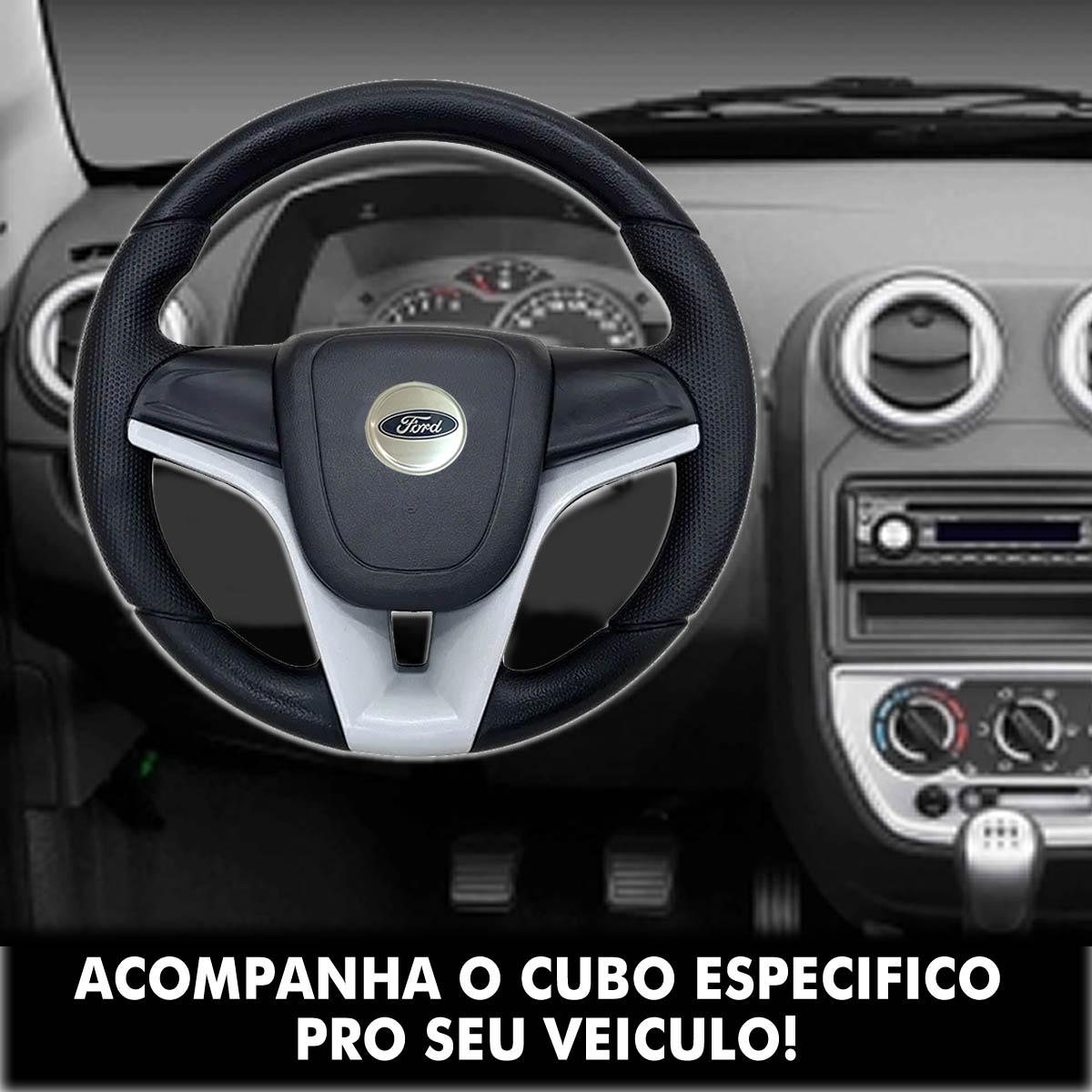 Volante Ford do Cruze Esportivo Cubo Corcel Maverick Pampa Poliparts