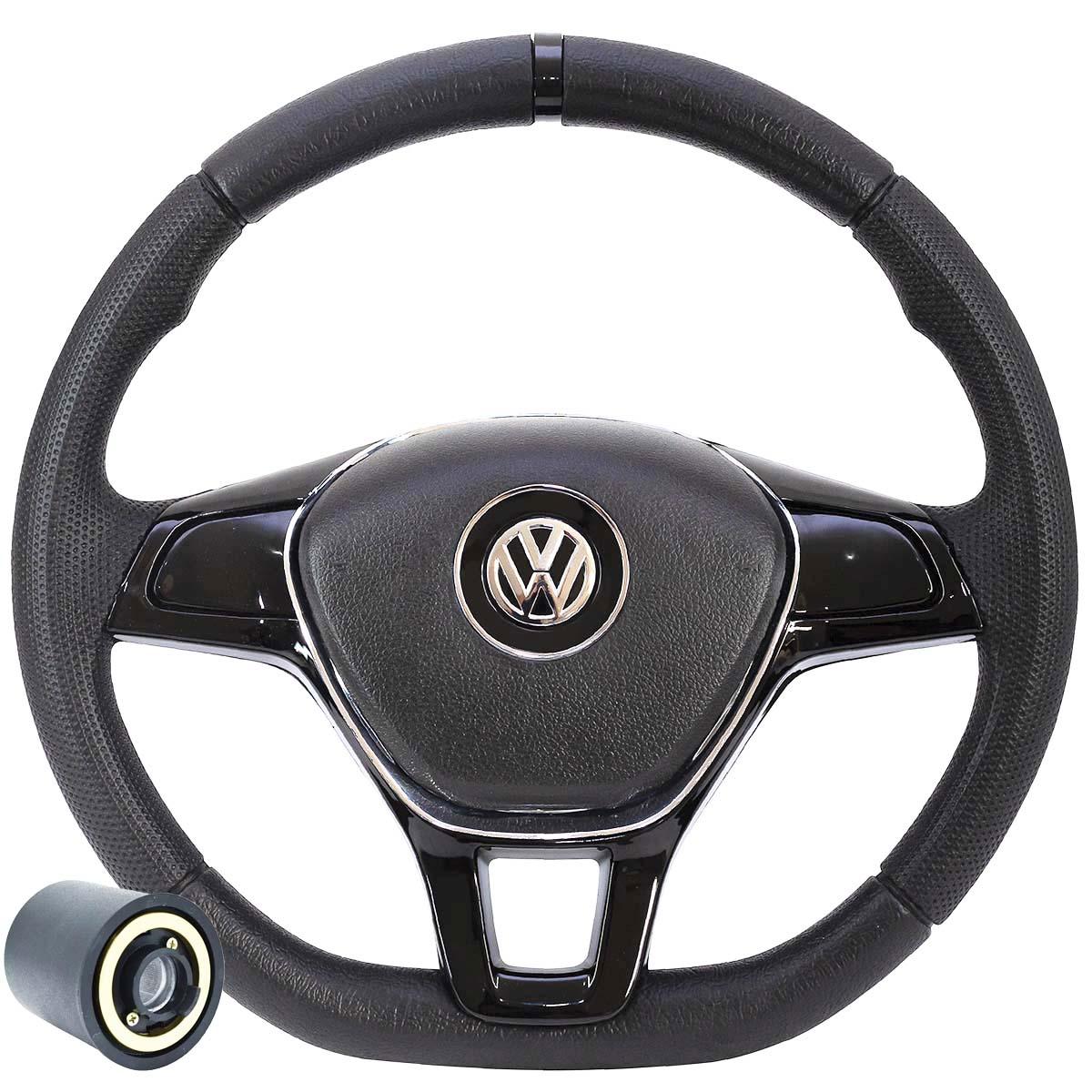 Volante Volkswagen G7 Esportivo Cubo do Golf Saveiro Polo Parati Fox Voyage Santana Kombi Fusca Poliparts