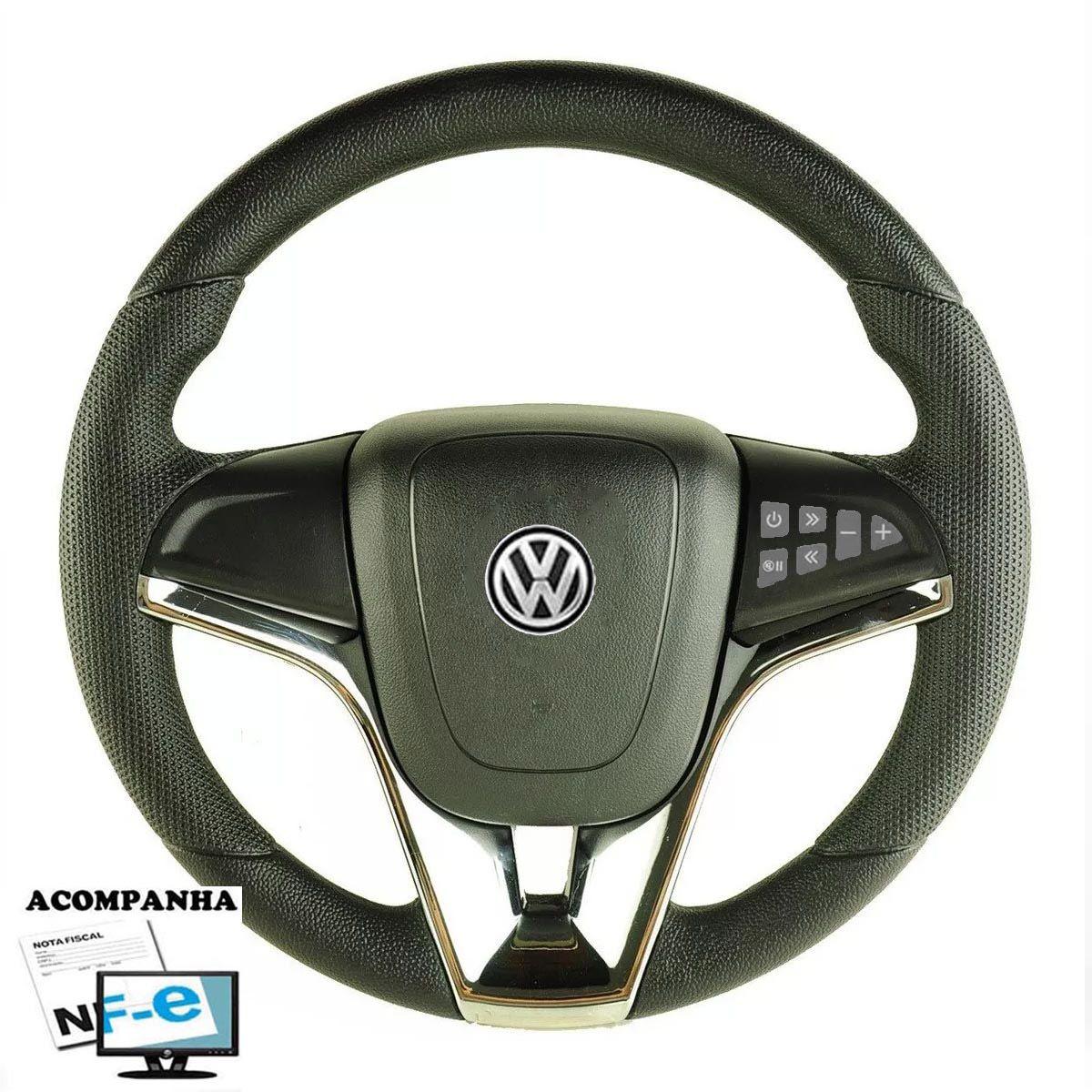 Volante Multifuncional Volkswagen Cruze Pelicula Esportivo Cubo Gol Quadrado G2 G3 G4 G5 1980 a 2013 Poliparts