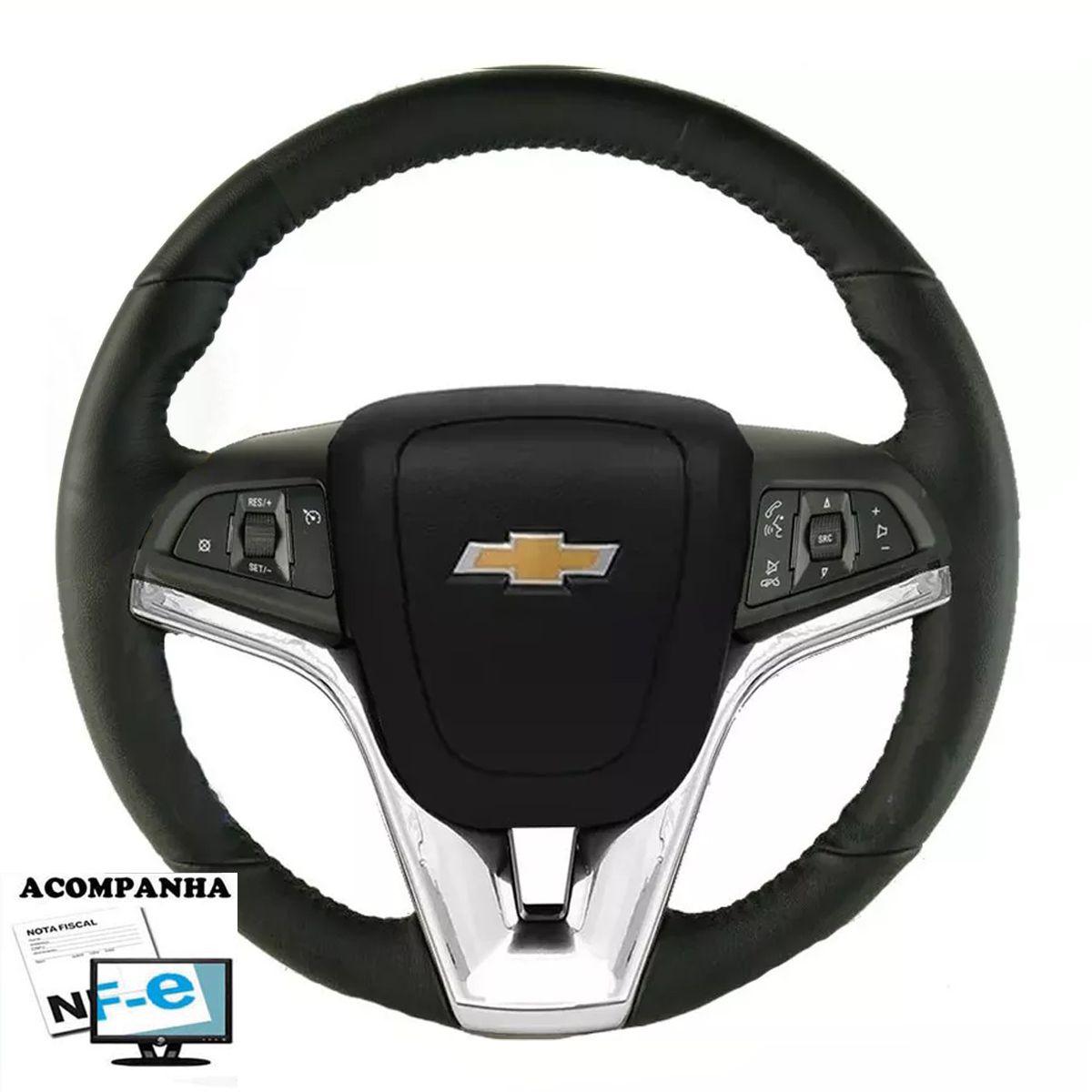 Volante Multifuncional Chevrolet Cruze Esportivo Cubo Corsa Classic Wind Premium Joy Max Celta Poliparts