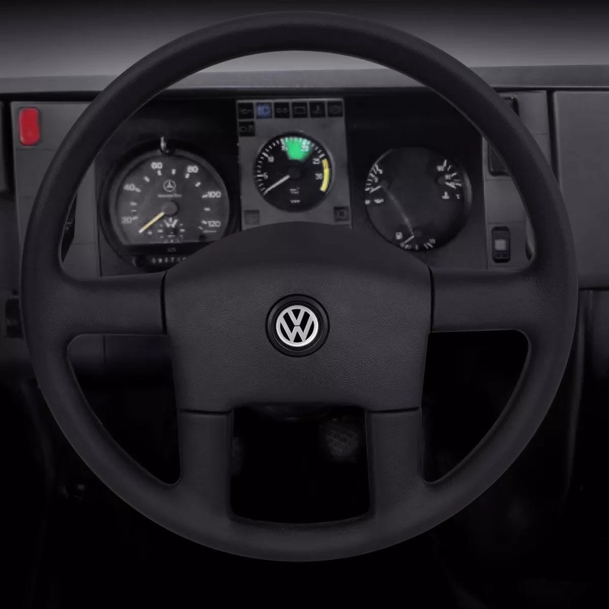 Volante Original Volkswagen Cubo Constellation Delivery Atacado Poliparts