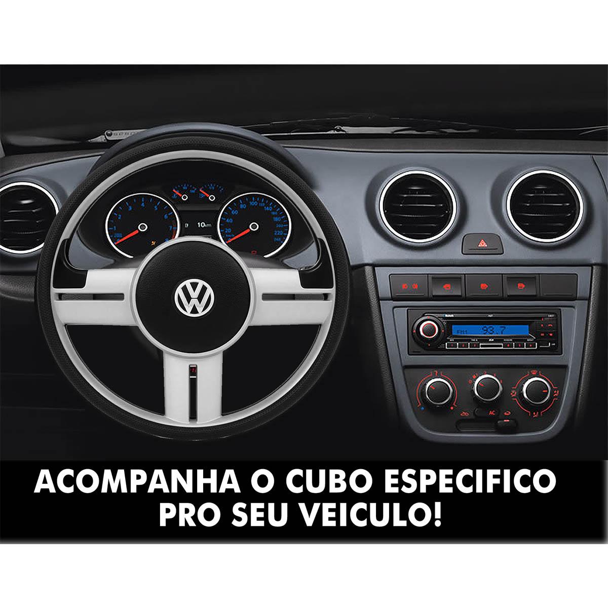 Volante Volkswagen Surf Rallye Esportivo Cubo Atacado Poliparts