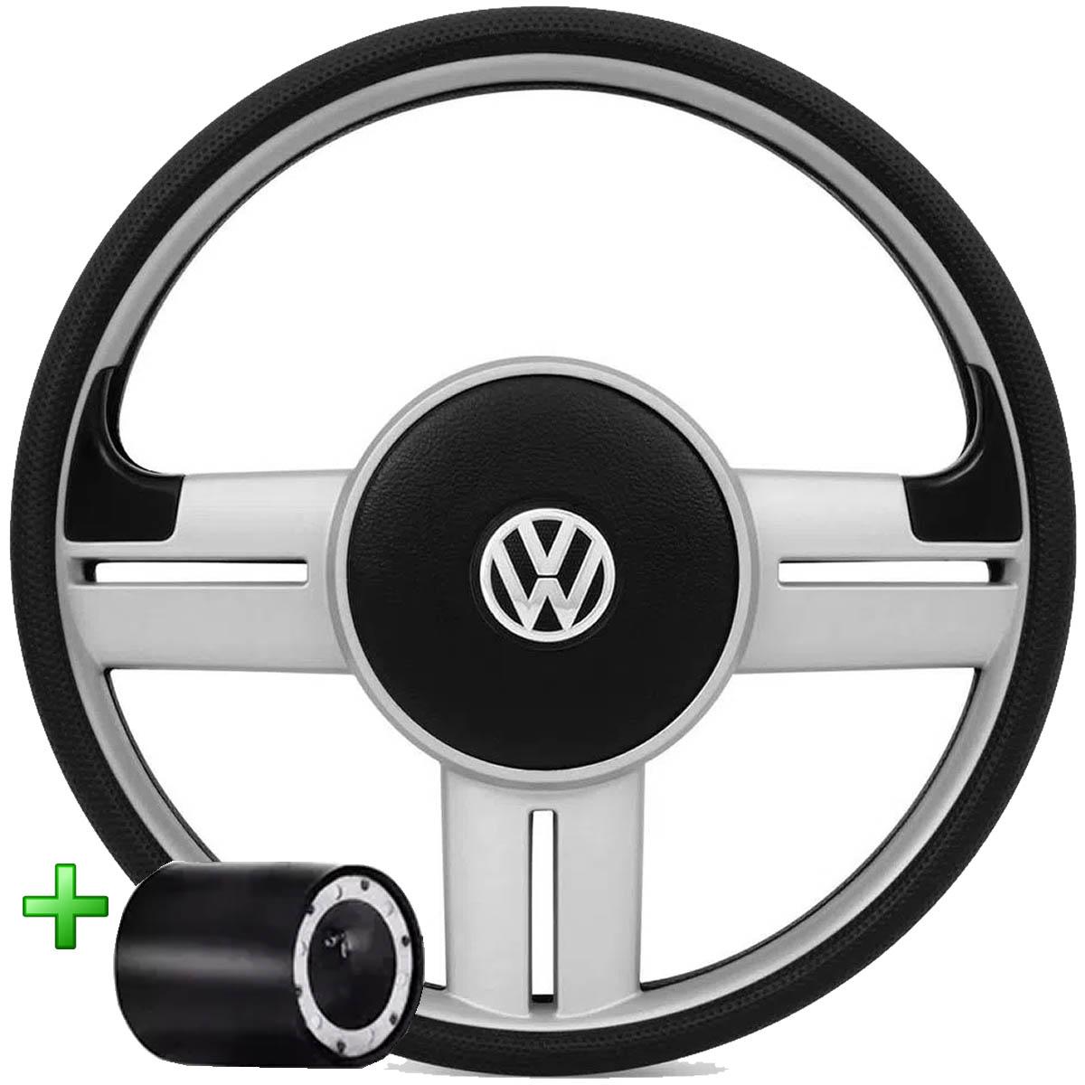 Volante Volkswagen Surf Rallye Esportivo Cubo Gol 1980 a 2013 Golf 1999 a 2013 Parati 1982 a 2012 Saveiro 1982 a 2013 Poliparts