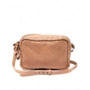 Bolsa Textura Rosê