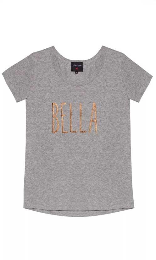 Camiseta Bella Mescla