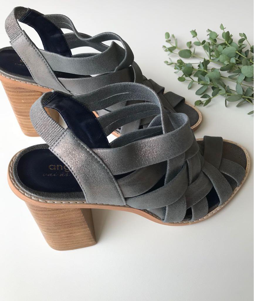 Sandália Trançada